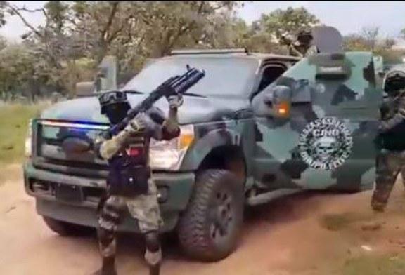 Dossier – Le président du Mexique refuse de déclarer la guerre aux cartels ! (Vídeo)