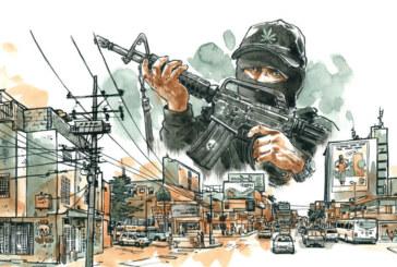 «Le Monde» propose une immersion inédite dans l'univers des narcotrafiquants mexicains !