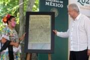 Le Mexique et le Guatemala s'excusent auprès des Mayas ! (Video)