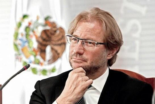 Le Mexique demande à Israël d'extrader l'ancien diplomate Andres Roemer !