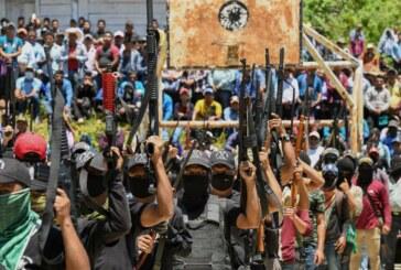 Chiapas – Les indigènes prennent les armes face aux cartels !
