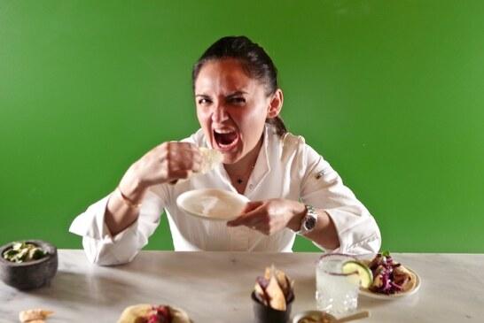 Beatriz Gonzalez, la cheffe mexicaine hyper branchée de Paris!