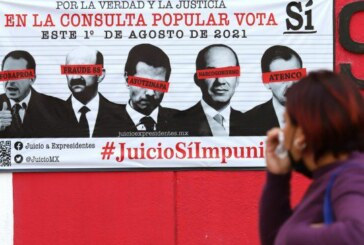 Mexique: faible participation au référendum populaire !