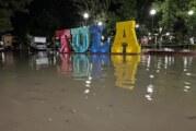 Au moins seize morts dans les inondations d'un hôpital de l'État d'Hidalgo! (Video)