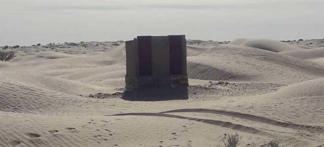 Evasion au Sahara
