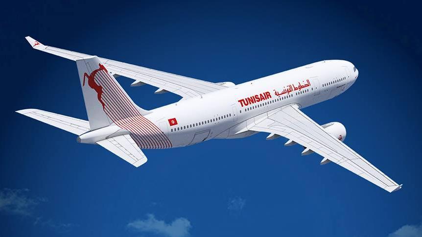 e6df49676947 Accueil à la une Changement de la programmation des vols TUNISAIR de et vers  la France prévus pour demain jeudi