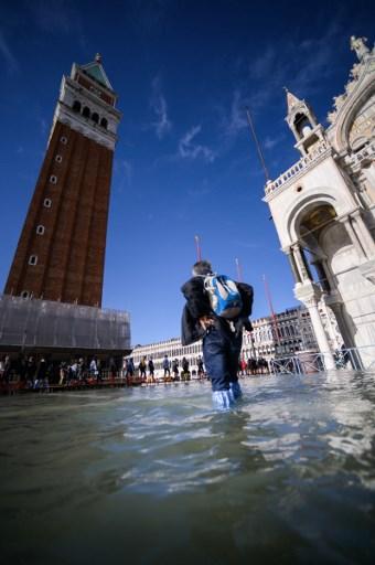 Venise sous les eaux: l'une des plus belles villes du monde risque de disparaître