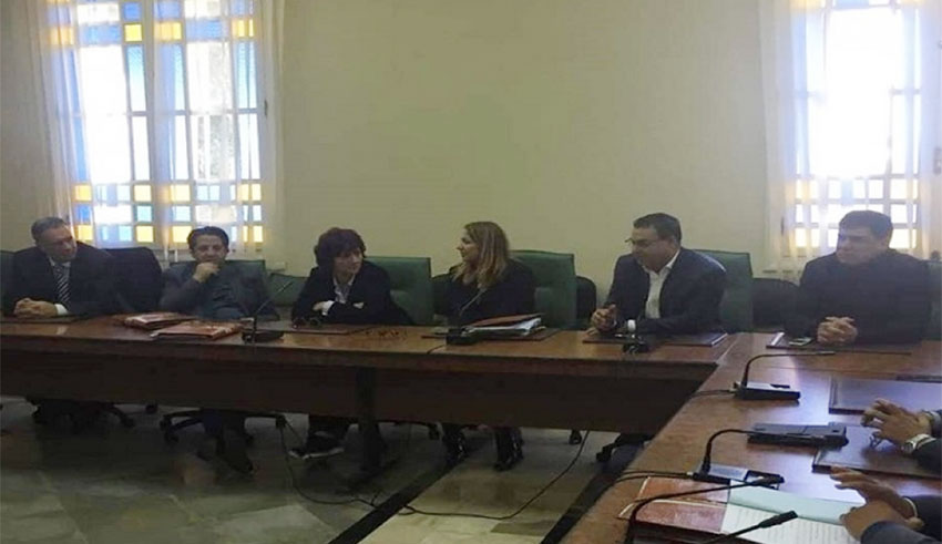 Chaâb w Tayar forment officiellement un seul bloc parlementaire