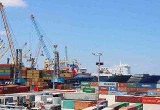activités du port de radès