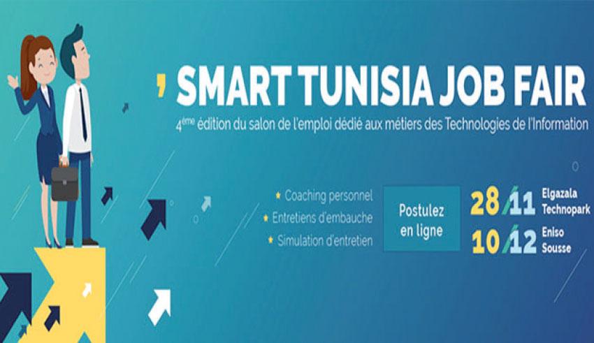 4e édition smart tunisia job fair
