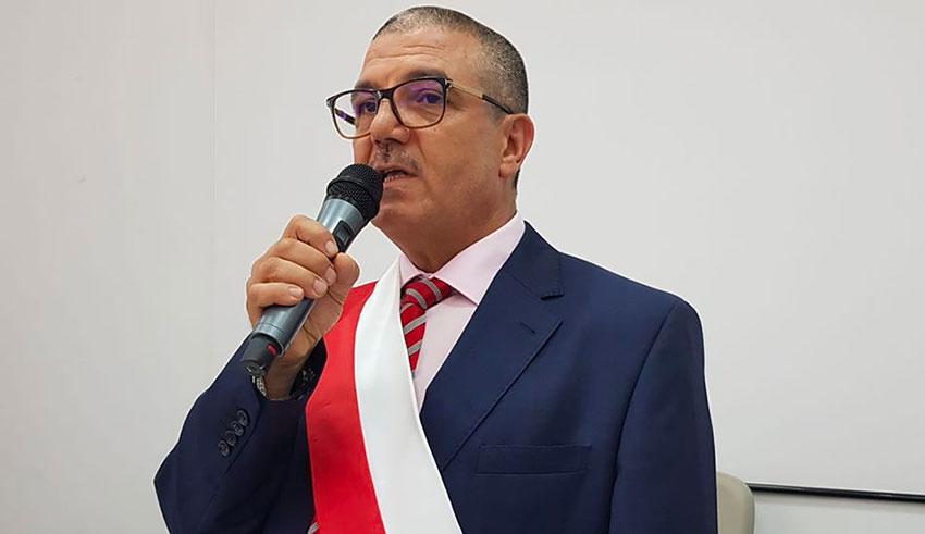président de la municipalité de Raoued