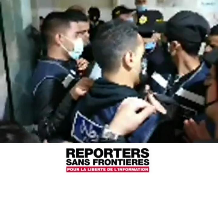 RSF dénonce l'incursion de la police dans les locaux de la TAP