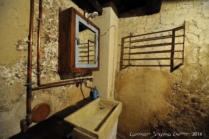 Stanza Montecristo – Ground floor