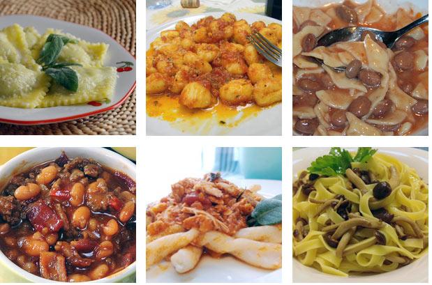 Ciociaria pasta Italy