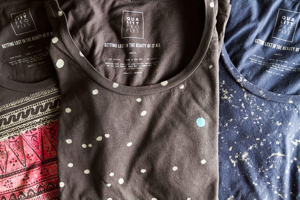 Vintage Shirt Heat Transfer Print Black Western Collar Neckline Pattern