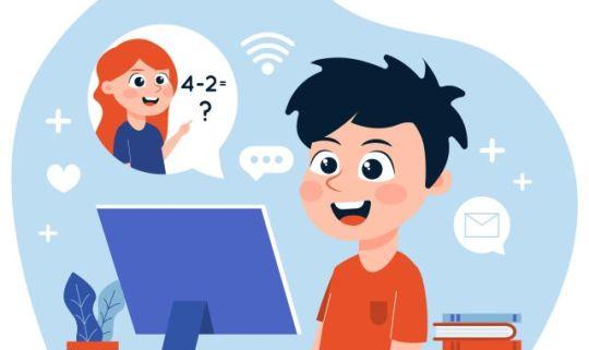 Razones por las cuales tu hijo debe tomar refuerzo pedagógico virtual