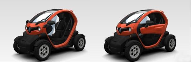 twizy-la-voiture électrique par renault