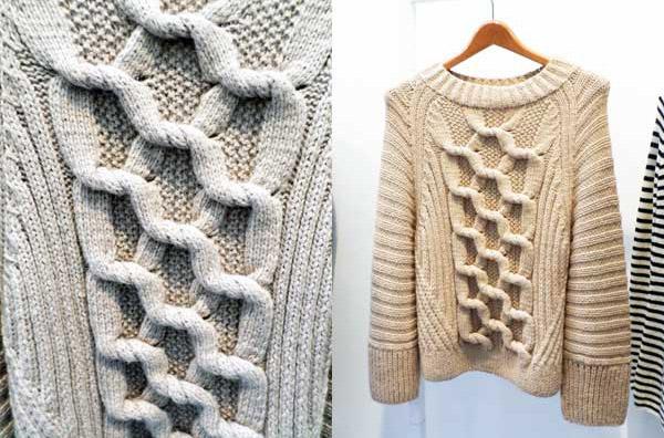 Eleven-Six -Alpaga knitwear