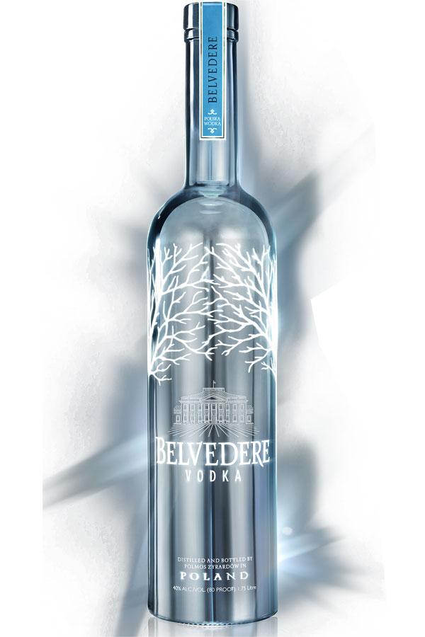 Vodka belvedere Moet Hennessy