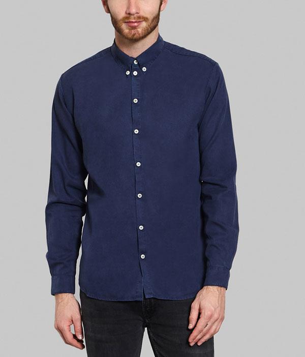 la chemise aux couleurs de l'été