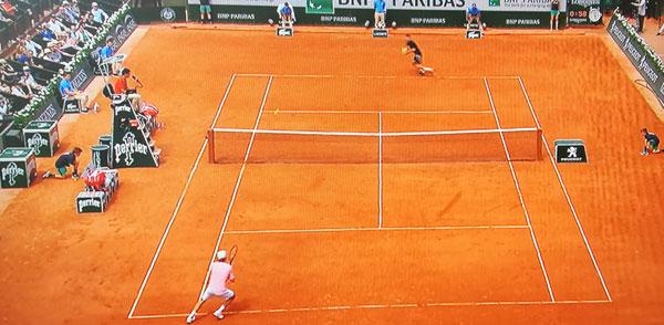 Roland Garros -Mode Homme-femme