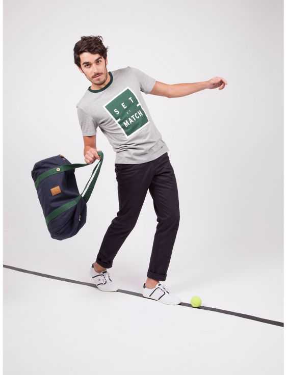 Roland Garros -Mode Homme - faguo