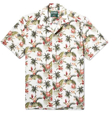 chemise homme - imprimé -2017