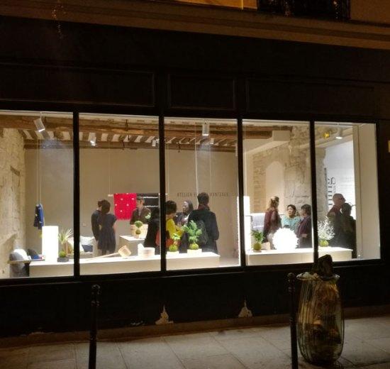 Artisanat japonais- 38 rue Blancs Manteaux Paris 04