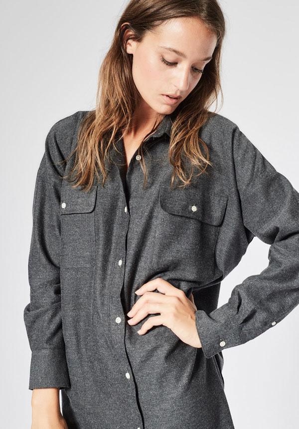Maison Standard - chemise robe