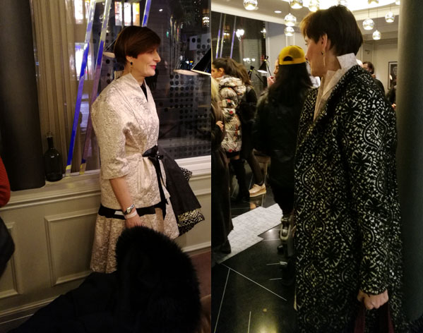 Ken Okada Mode femme