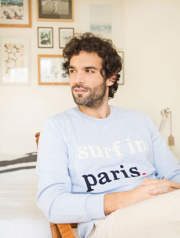 le sweat de l'été