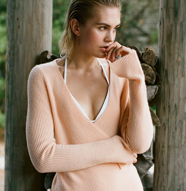Knitwear from New York