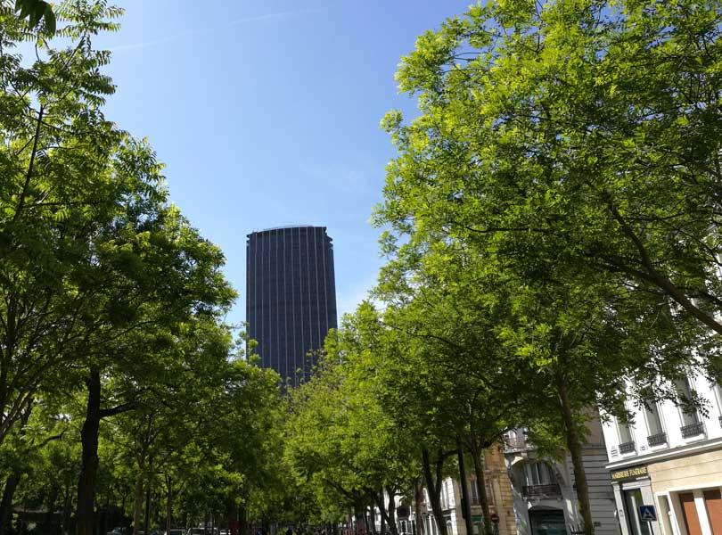 Salon du Livre Tour Montparnasse