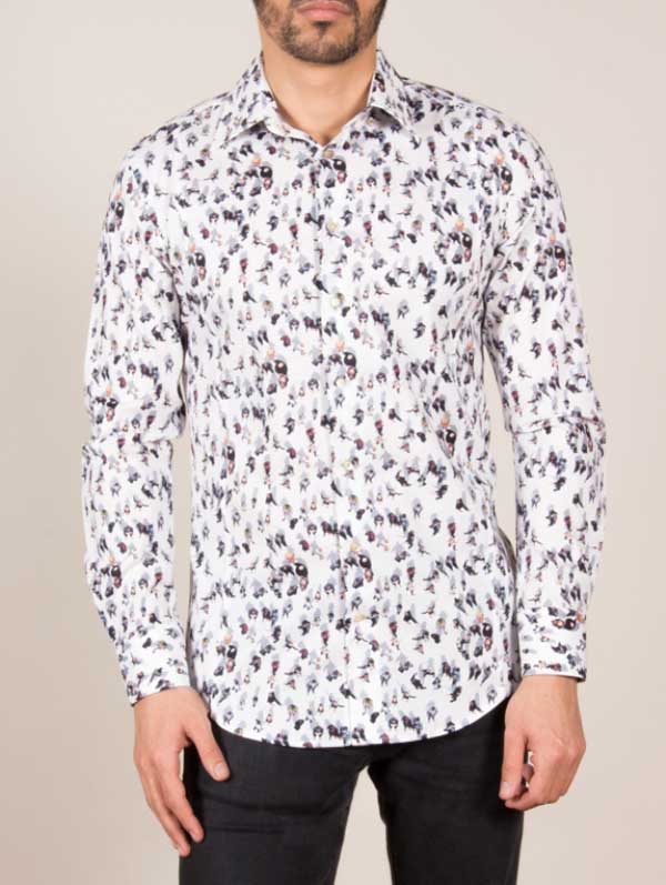 chemise homme femme mode