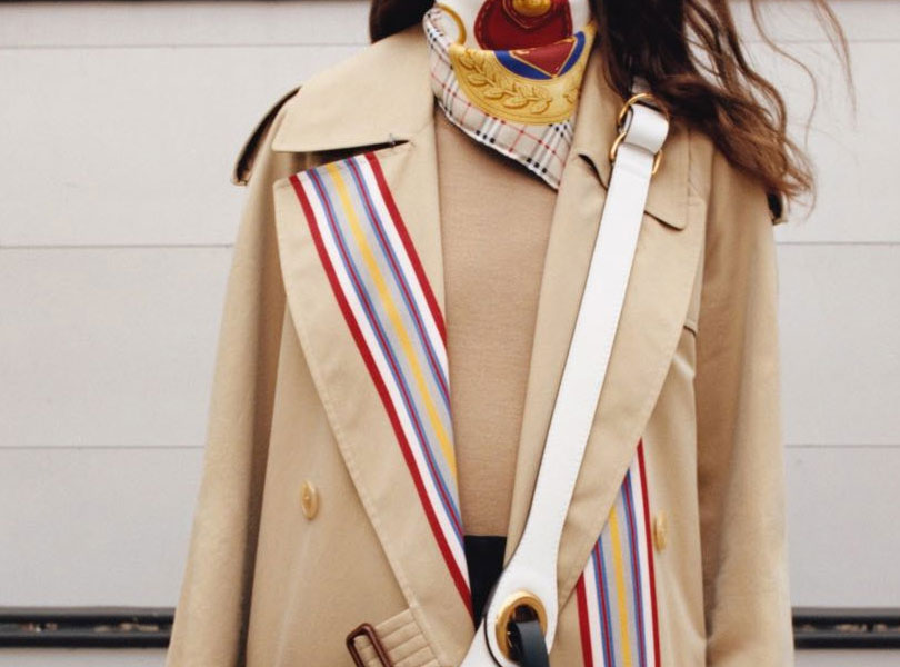 Burberry, le trench coat