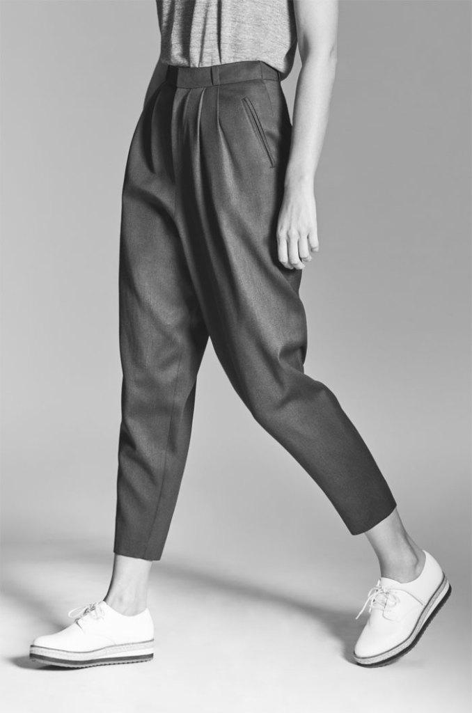 pantalon femme Les Garçonnes