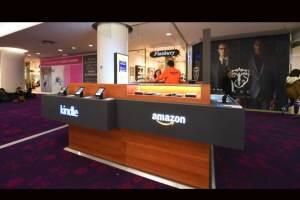 Amazon - pop up store