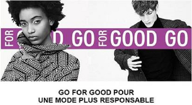 Go ForGood - Galeries Lafayette