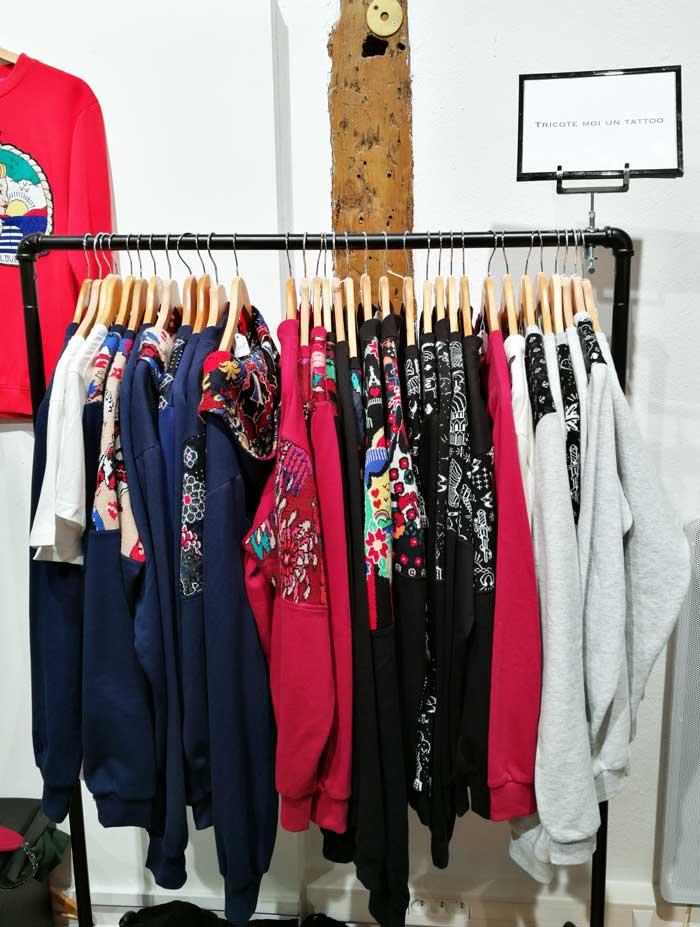 Pop Up Store fashion Week
