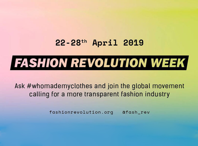 Fashion Révolution 2019