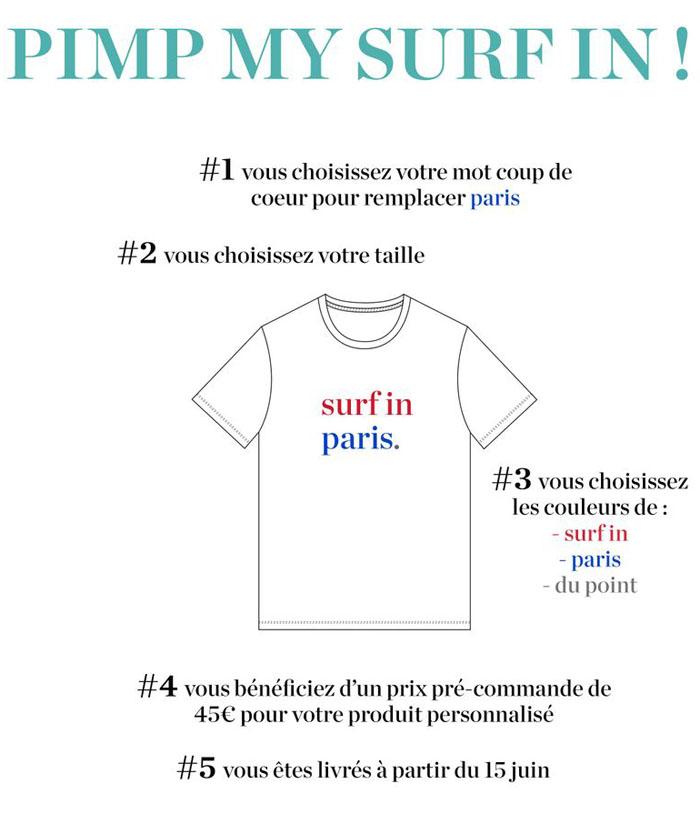 Cuisse de Grenouille - Tshirt personnalisé