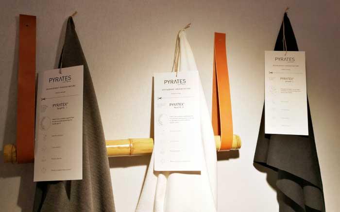 Pyrates Smart Fabrics - PV2020