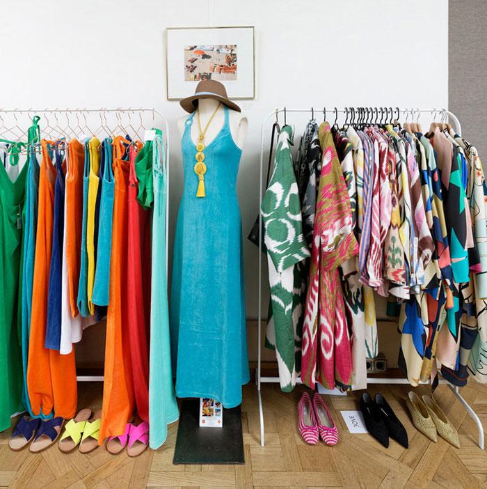 Joyce Gallerie - Pop Up Store - été