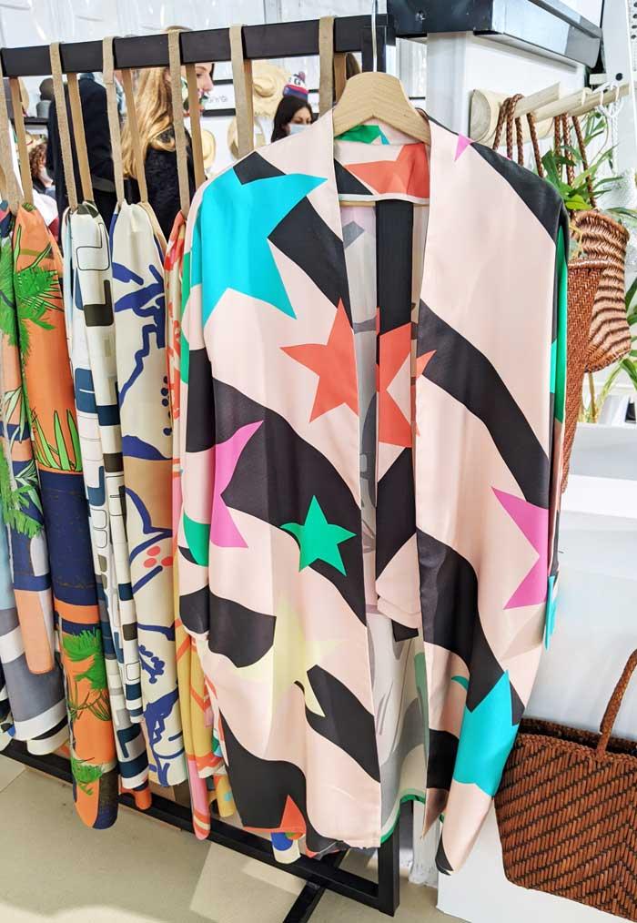 Be Parisian , Kimono