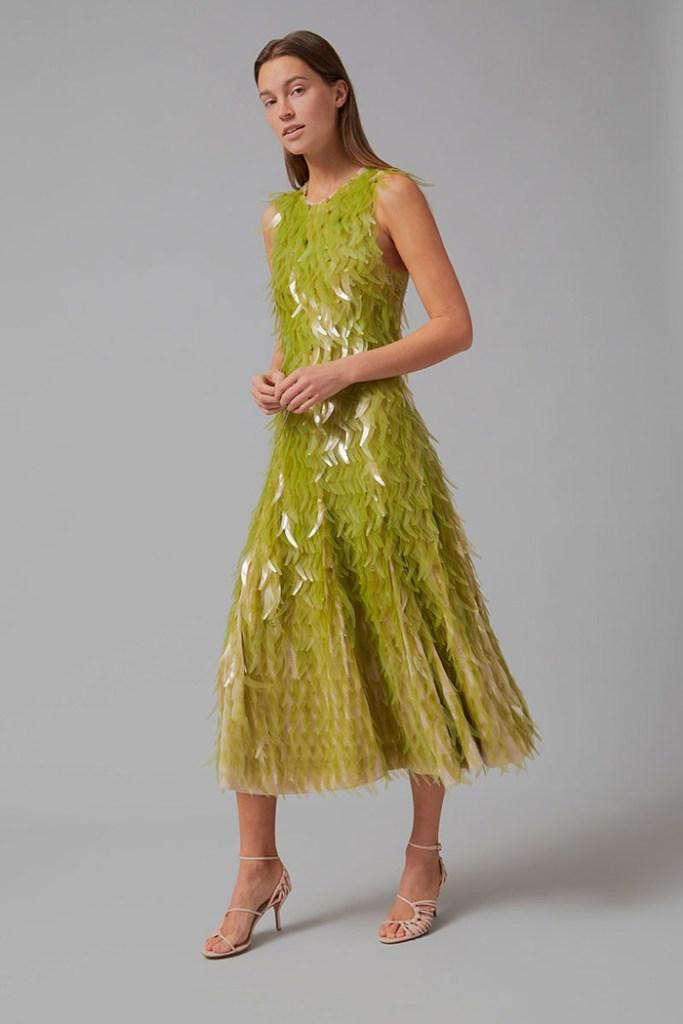 robe- Pyratessmartfabrics - Phillip Lim  - CharlotteMcCurdy