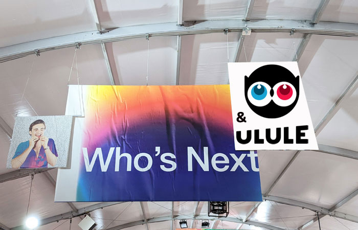 WhosNext et Ulule