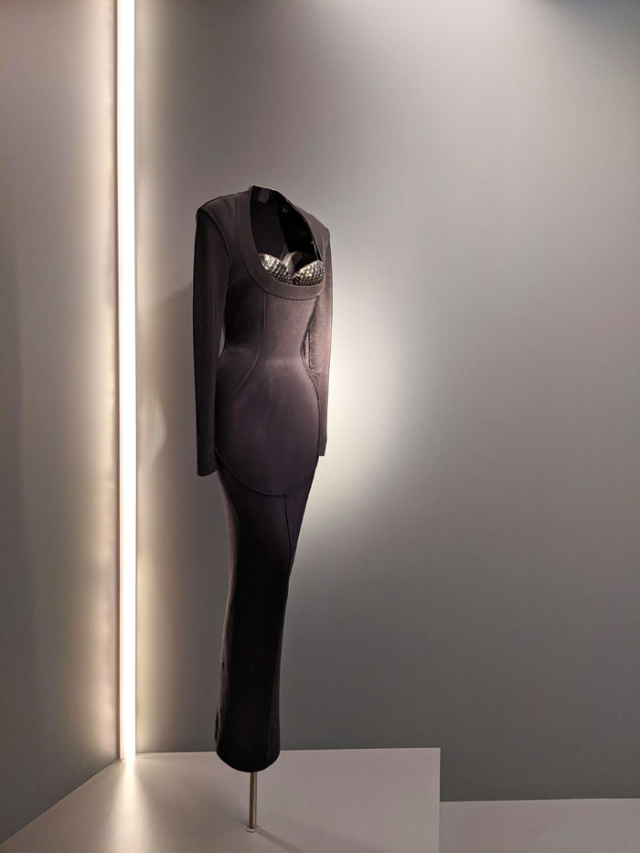 Azzedine Alaïa - Peter Lindberg - mode