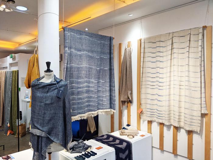création textile Iris Van Herpen Charlotte Kaufmann
