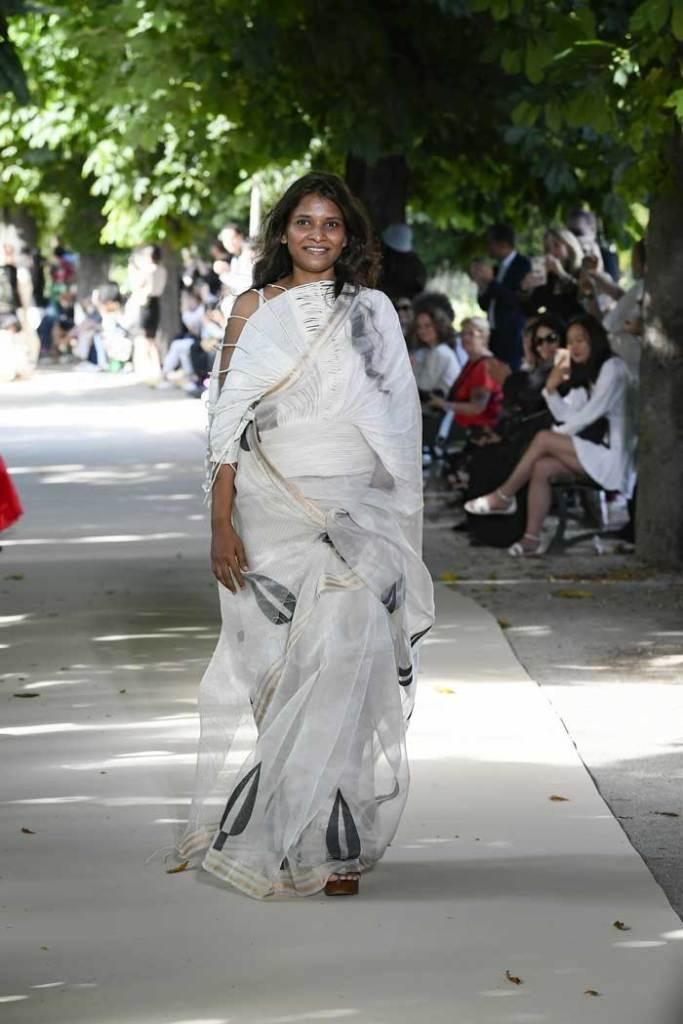 Paris fashion week - Vaishali - Inde