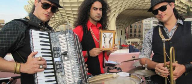 La Maravilla Gypsy Band sale de gira por Europa